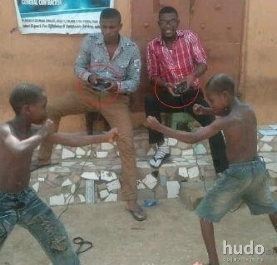 Playstation 3 v Afriki
